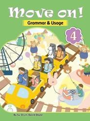 Move on! Grammar and Usage Book 4 (附CD)