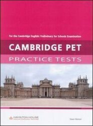 Cambridge PET Practice Tests Student's Book with MP3