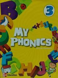 My Phonics (3) with QRcode