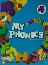 My Phonics (4) with QRcode