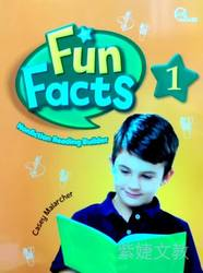 Fun Facts (1) Student book with Workbook and Audio CD/片