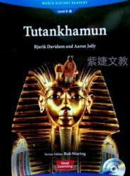 World History Readers (5) Tutankhamun with Audio CD/1片