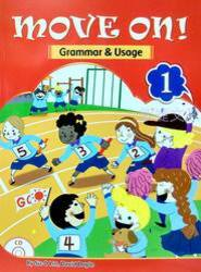 Move on! Grammar and Usage Book 1 (附CD)