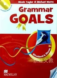 American Grammar Goals (1) with Grammar Workout CD-ROM/1片