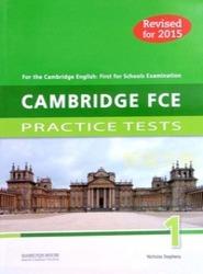 CAMBRIDGE FCE PRACTICE TESTS