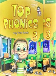 Top Phonics (3) Student Book with APP