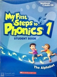 My First Steps to Phonics (1) Pack