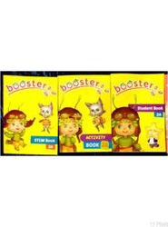 Booster第一冊3B3CD+小字卡