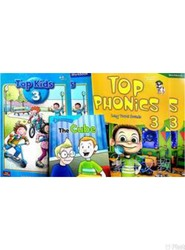 Top Kids3+Top Phonics3+Top readers3