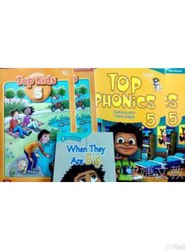 Top Phonics (5) Student Book with APP