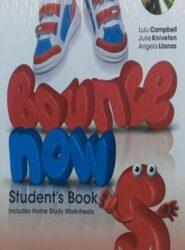 Bounce now Starter課本(含互動光碟)