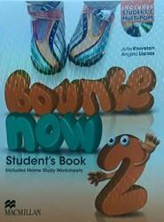 Bounce now第二冊課本(含互動光碟)