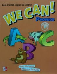 WE CAN phonics 1