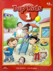 Top Kids 1 Student Book with MP3