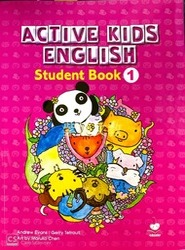 Active Kids English第一冊