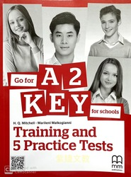 Go for A2 Key for school