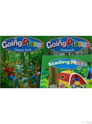 Going Places: Student Book 3 with MP3