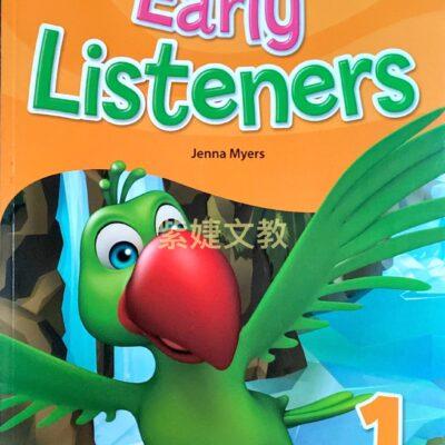 Early Listeners第一冊