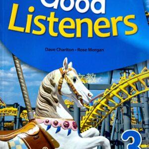 Good Listeners第三冊