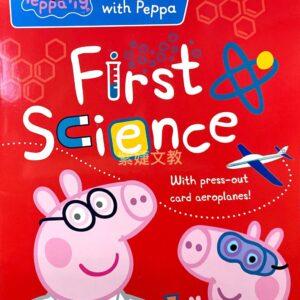 First Science佩佩豬Peppa Pig