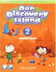 PEARSON Our Discovery Island第二冊