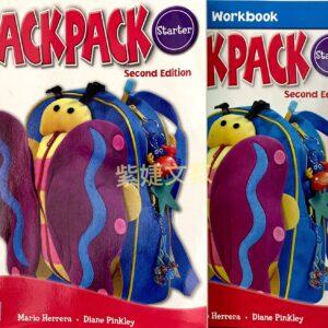 Backpack (Starter) 2/e Student Book