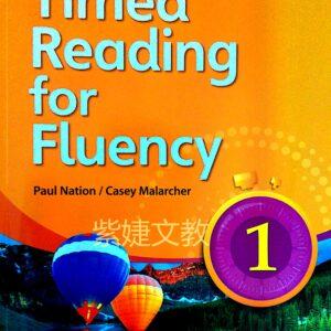 Timed Reading for Fluency 1